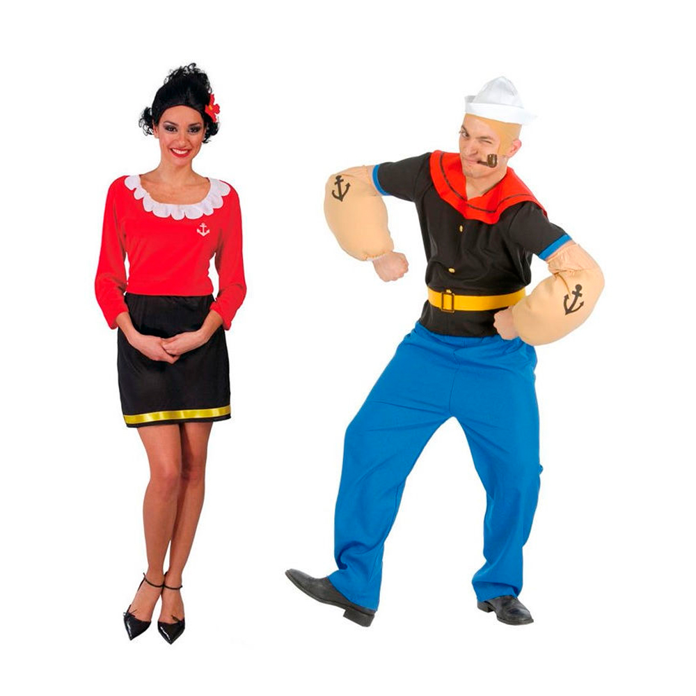 Party time popeye y olivia popeye y olivia thecheapjerseys Gallery